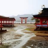 Itsukushima Low Tide