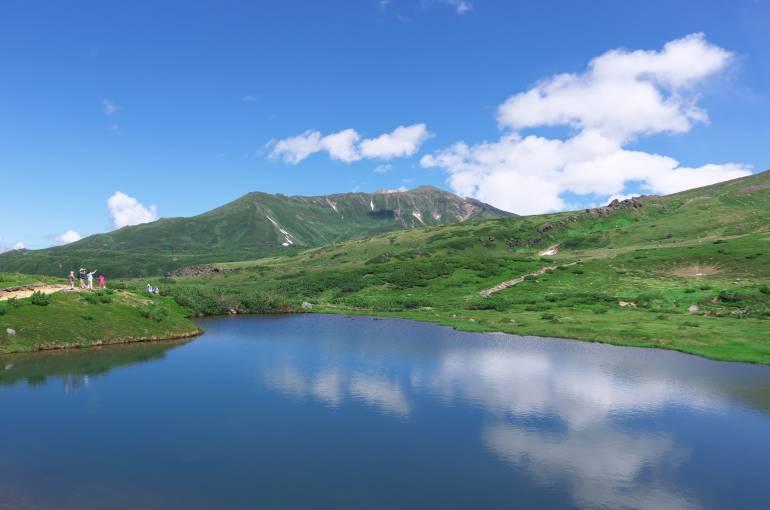 Asahi hiking