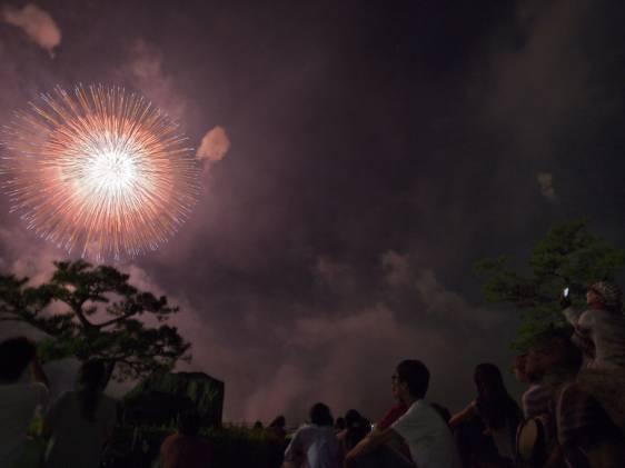 Biwa Fireworks