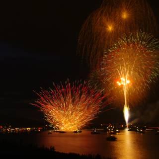 Kuwana Suigo Fireworks Festival