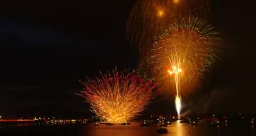 Kuwana Fireworks