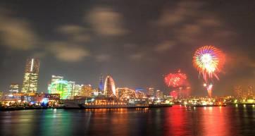 Minato Firework Display