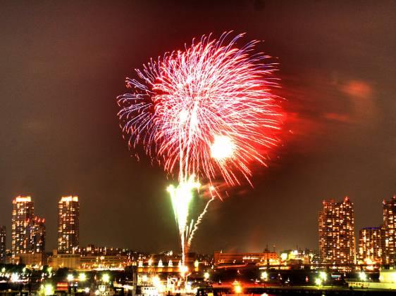 Minato Fireworks