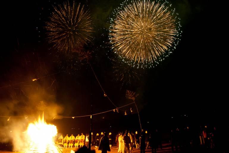 Nara Fireworks