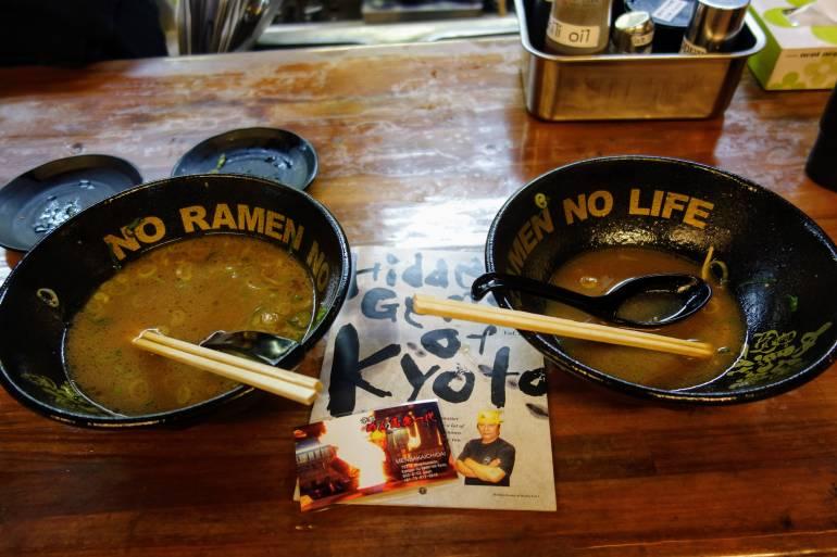 Fire Ramen Bowls