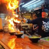 Serving Fire Ramen