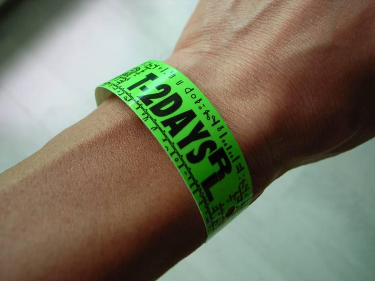 Summer Sonic Osaka wristband