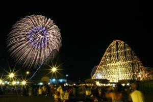Nagashima Spa Land Fireworks