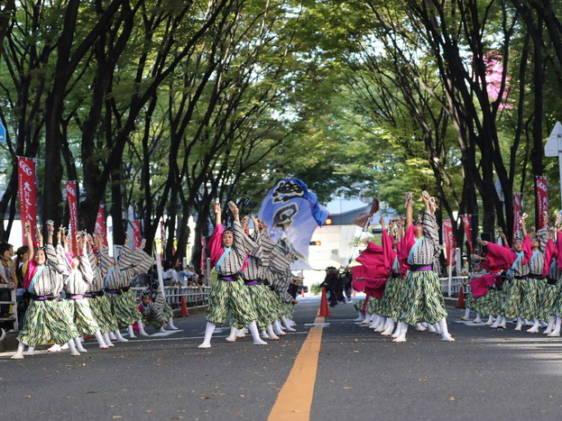 Osaka Mecha Happi Festival