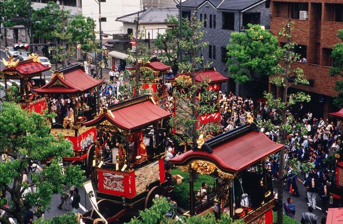 Otsu Hikiyama Festival