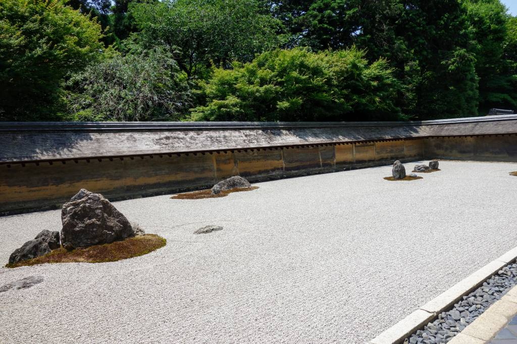 Ryoanji Temple Kyoto