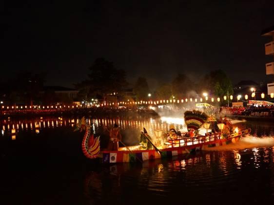 Uneme Festival Nara