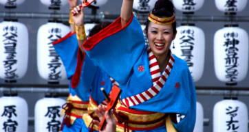 Yosakoi Photo - flickr - kumar nav