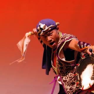 Worldwide Eisa Festival