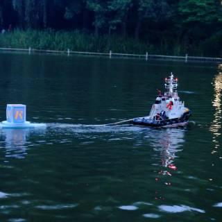 Shoro Nagashi Lantern Floating Ceremony