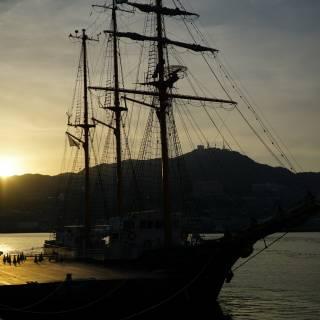 Nagasaki Tall Ship Festival
