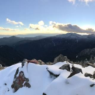 Mount Kobushi