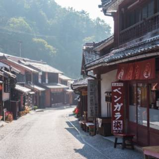 Okayama: Bridging the Crimson Past and the Indigo Blue Present of Japan
