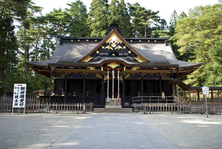 Osaki Hachimangu sendai