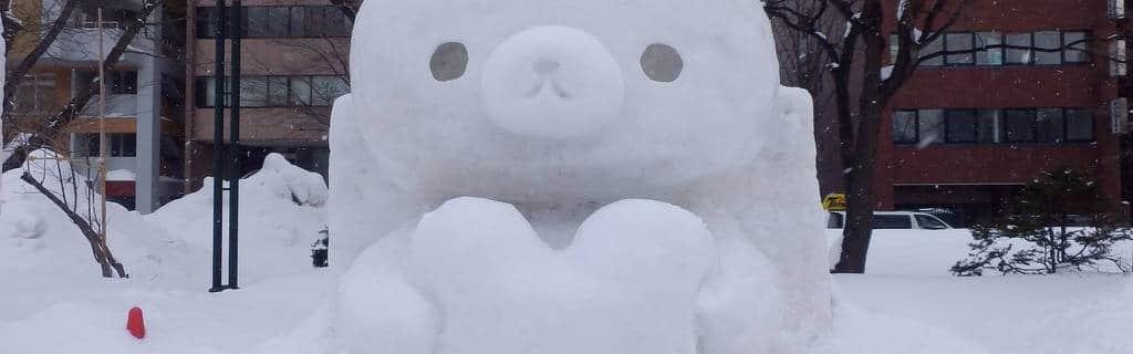 Sapporo Snow Festival Experience