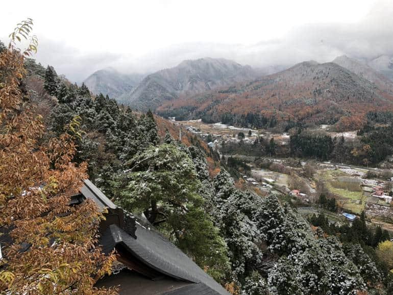 yamadera view