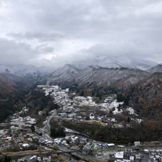 Yamagata's Sacred Mountain Temple: 1000 Steps to Serenity