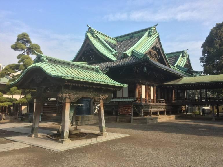 shibamata temple exterior