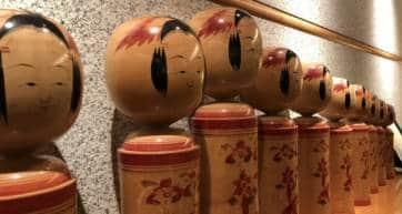 naruko onsen kokeshi