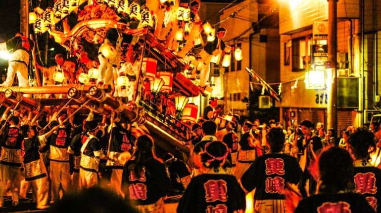 Japan deadliest festivals