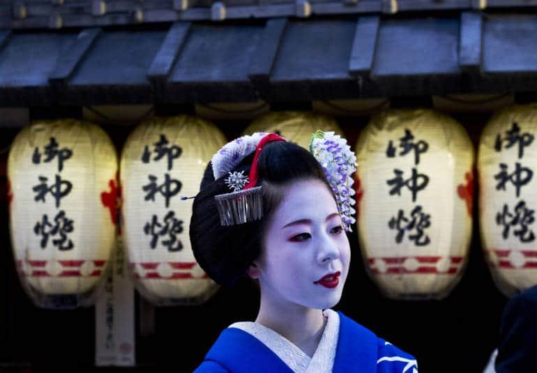 Geiko Kyoto