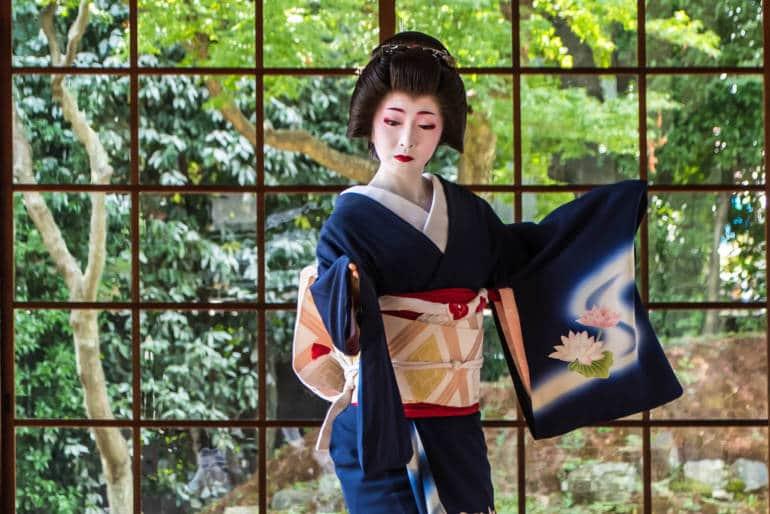 Geiko Show Kyoto