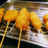 Kushikatsu Options