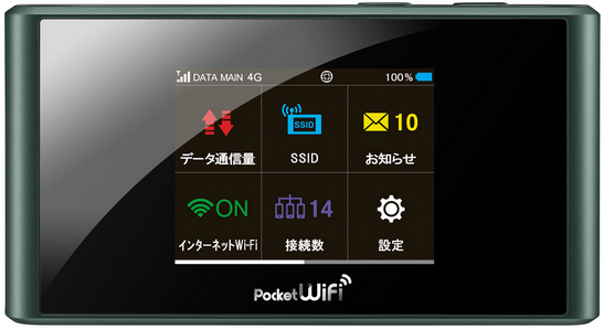 20% off Mobile Hotspot rental from Ninja WiFi