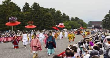 Aoi Festival Kyoto