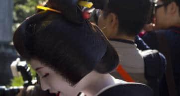Geisha Kyoto Festival