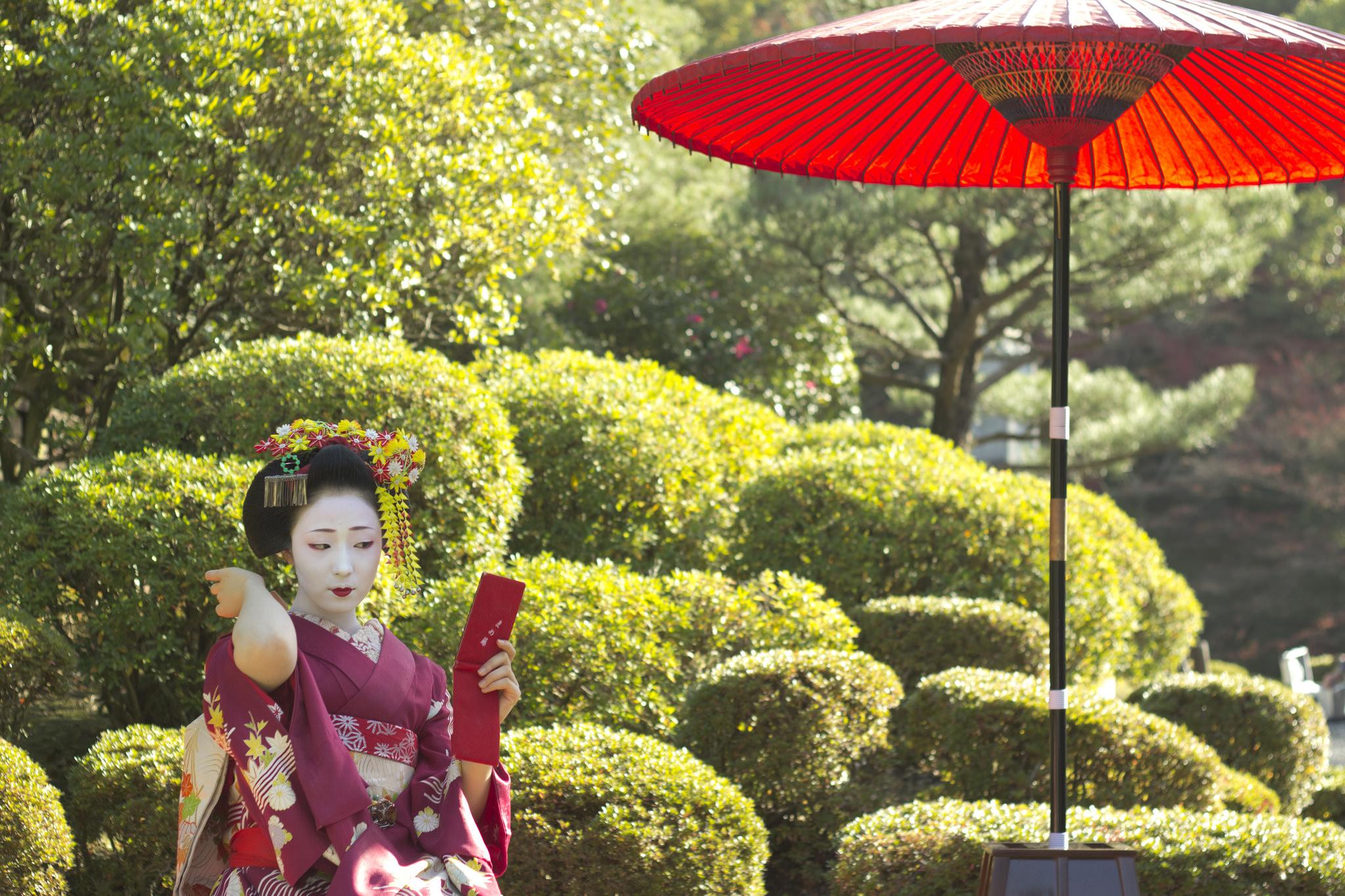 Heian Jingu Reisai Festival