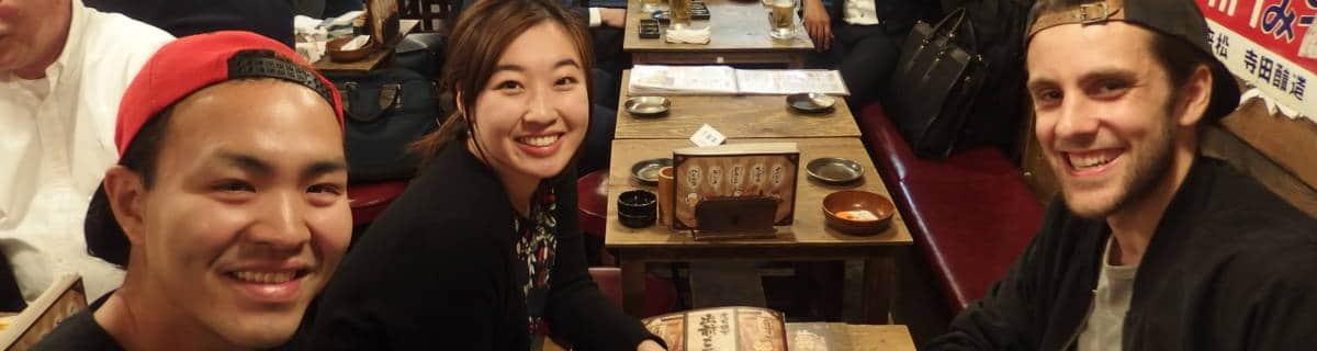 Osaka Bar Hopping Tour