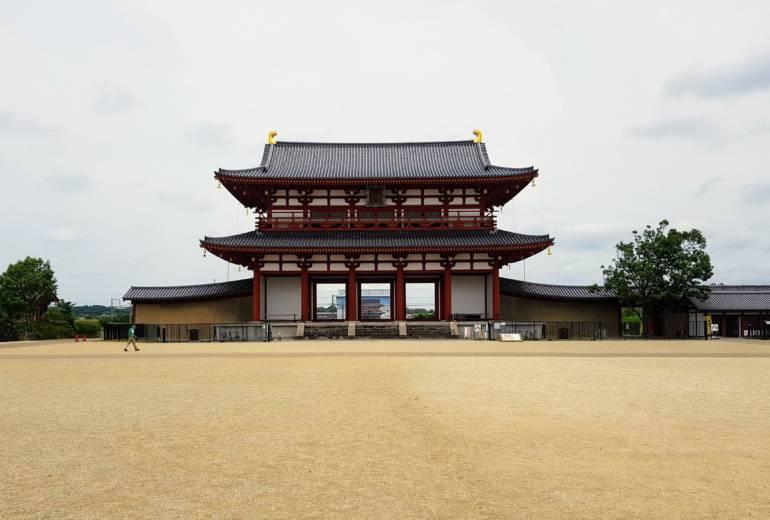 Suzaku Gate Heijo Palace