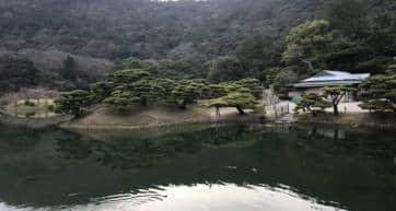 ritsurin garden kagawa