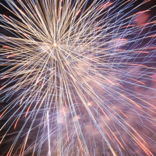 All Japan Selection Nagara River Chunichi Fireworks Display