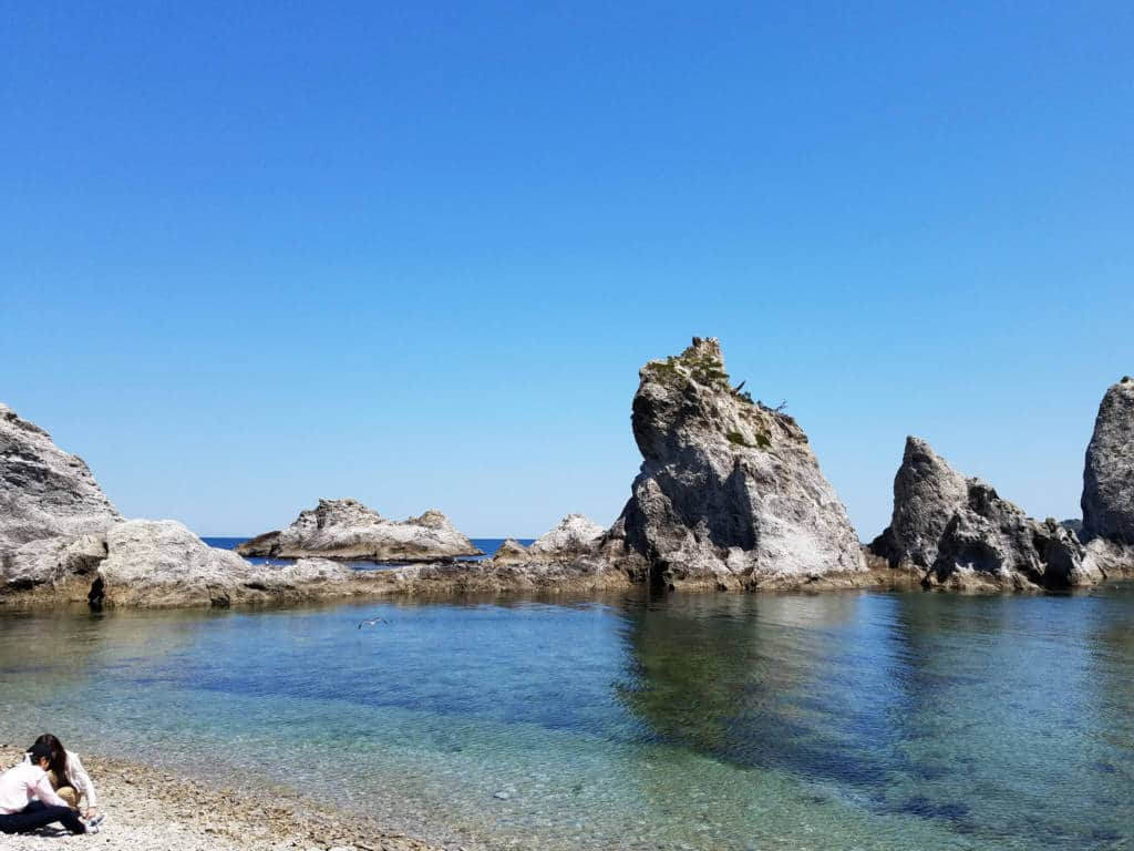 Jodogahama Beach Iwate