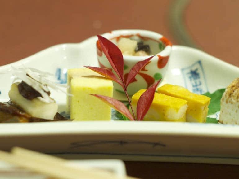 Kaiseki Food