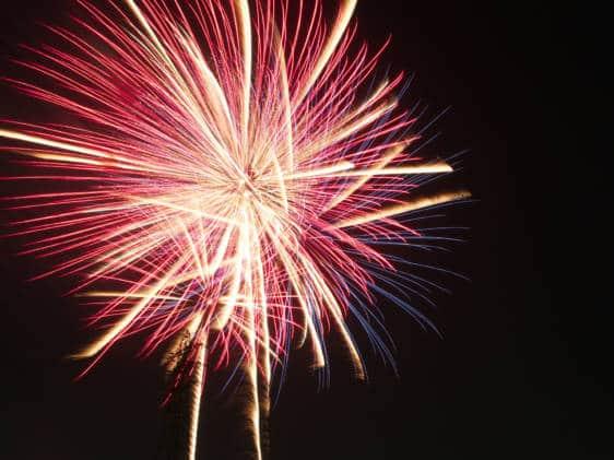 More fireworks (for Nagara River)
