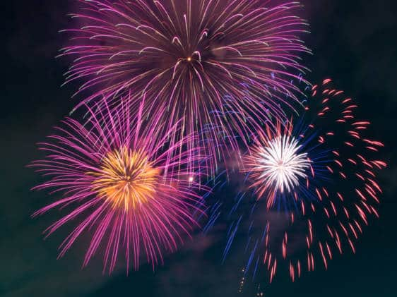 Naniwa Yodogawa Fireworks