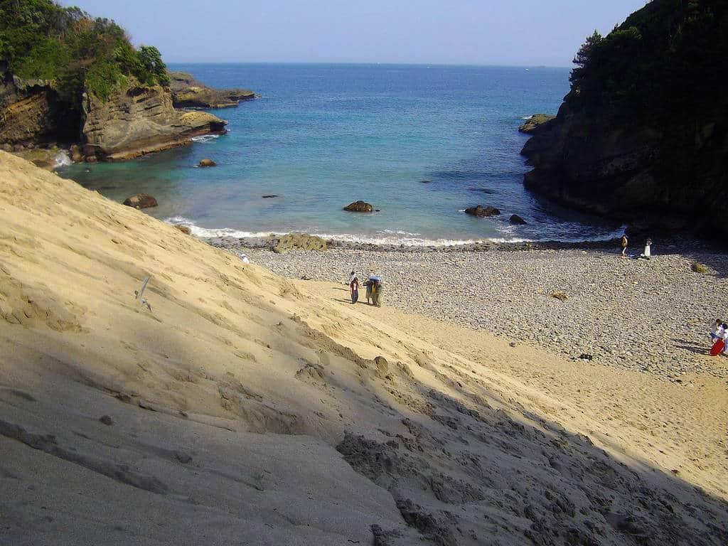 Toji Sand and Sea Resort Beach