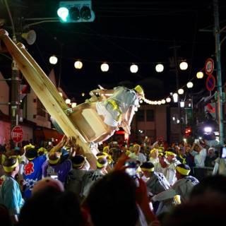 Kiso Mikoshi Festival