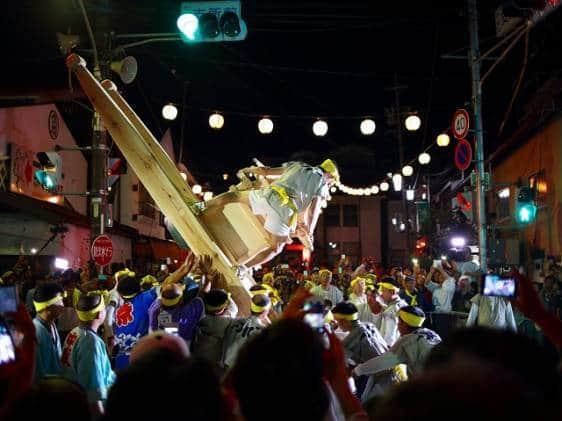 Kiso Mikoshi Festival 22nd Jul 23rd Jul 2021 Japan Cheapo
