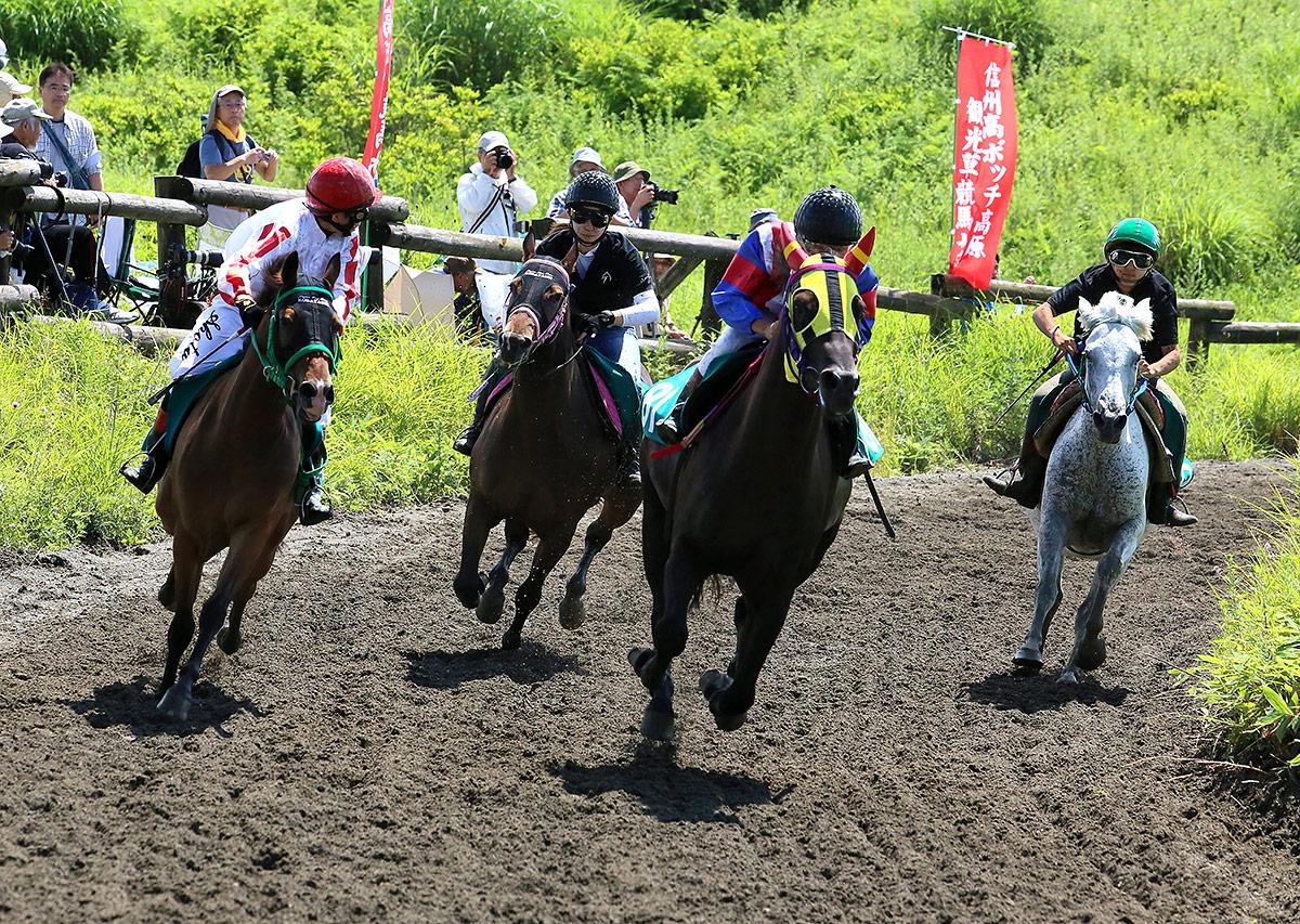 Takabocchi Kogen Horse Race