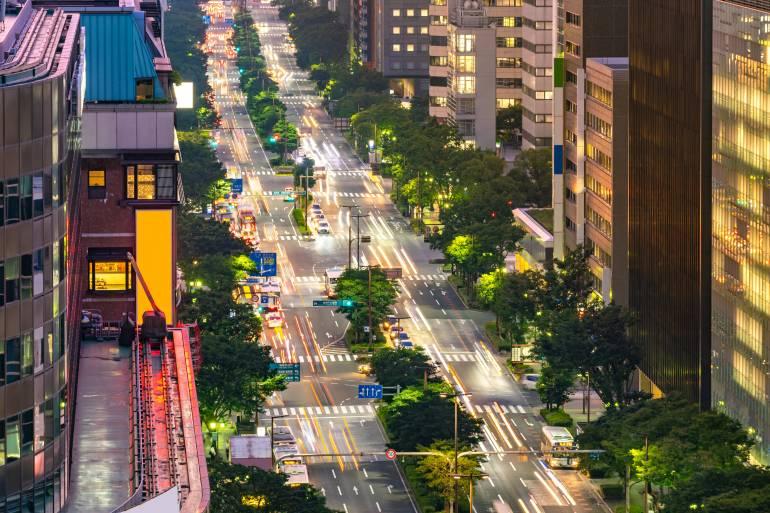Hakata Fukuoka City