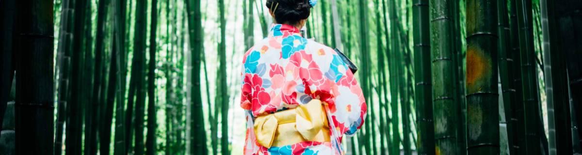 Discount on Kimono Rental in Kyoto